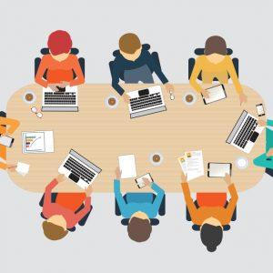 دورات و اجتماعات